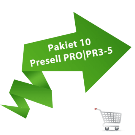 Pakiet 10 Presell PRO+ 2