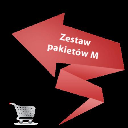 Zestaw pakietów M